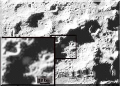 Agua en la Luna: nuevas imágenes