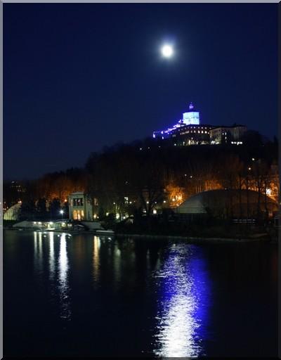 La luna azul del 31 de diciembre